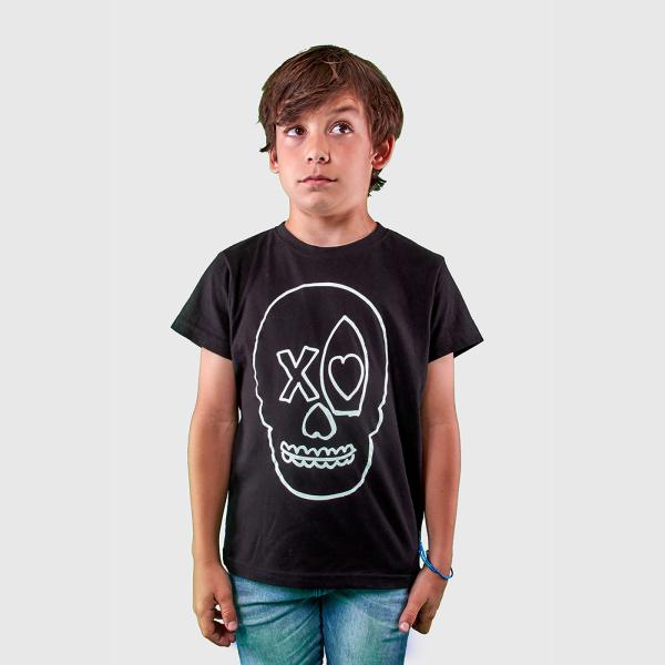 Camiseta Rough Niños