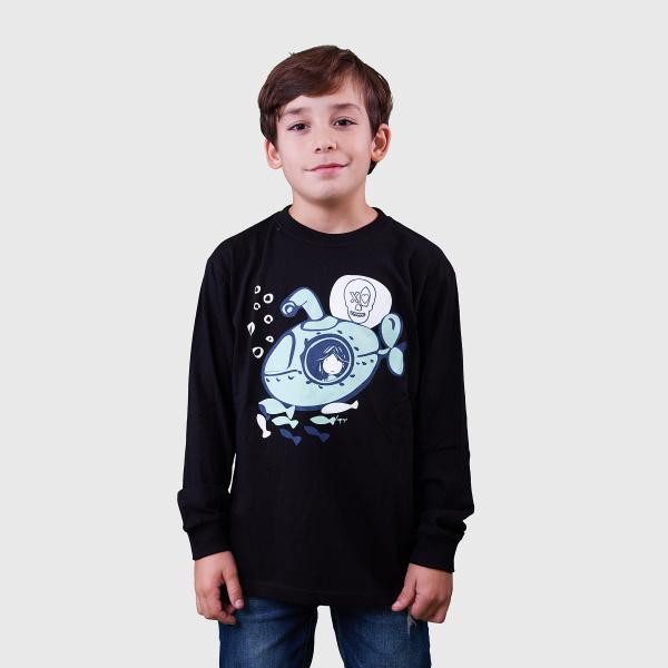 Camiseta Lupy Submarino