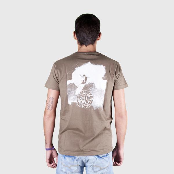 Camiseta floater